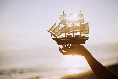 Catch the trade winds in your sails. Explore. Dream. Discover